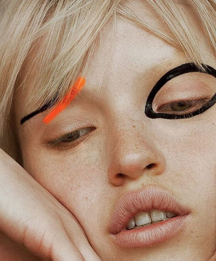 la femme enfant #makeup