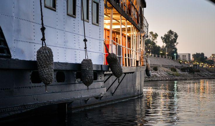 Le Steam Ship Sudan, bateau et croisière sur le Nil