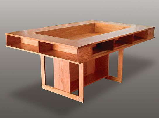 Octagon Game Table games, rpg, game table, d&d, gaming table, role play table, rpg table