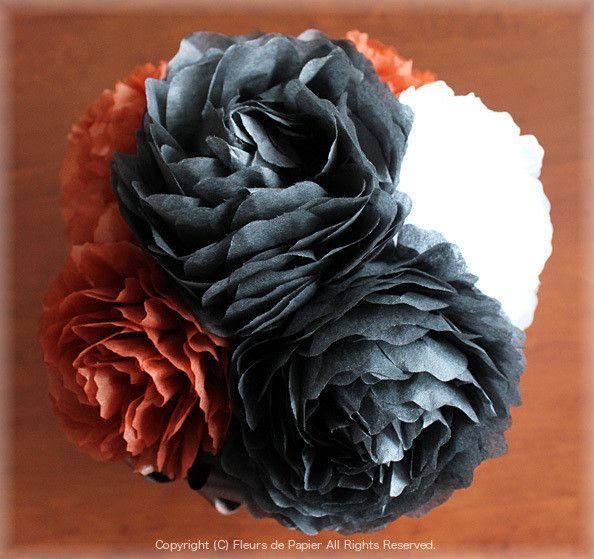 お花紙で作るペーパーフラワーのバラの作り方 の画像|Paper Flowers 〜ペーパーフラワーデザイナー 前田京子(日本ペーパーアート協会)〜
