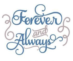 Designs :: Occasions :: Wedding :: Forever and Always