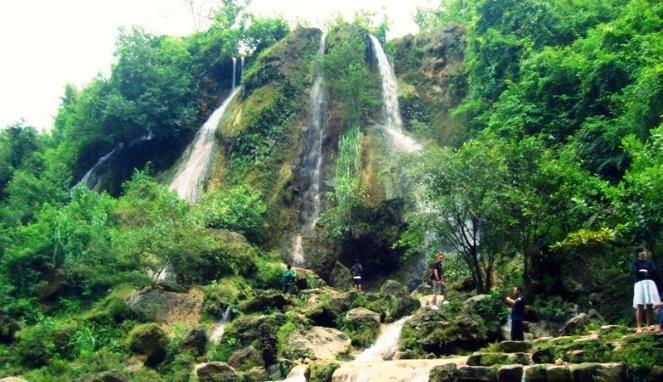 Waterfall Gethuk Yogyakarta