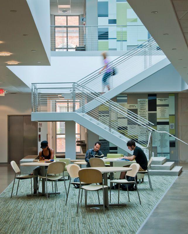 207 Best Higher Education Interiors Images On Pinterest