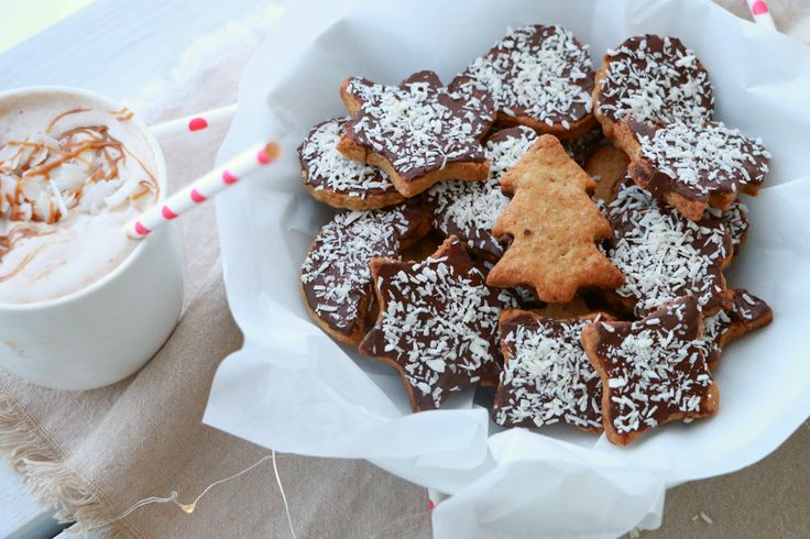 Biscuits de Noël Vegan Végétaliens