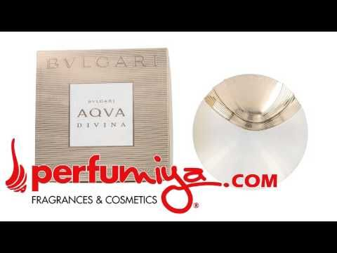 Bvlgari Aqva Divina #perfume for women by Bvlgari from #Perfumiya - YouTube