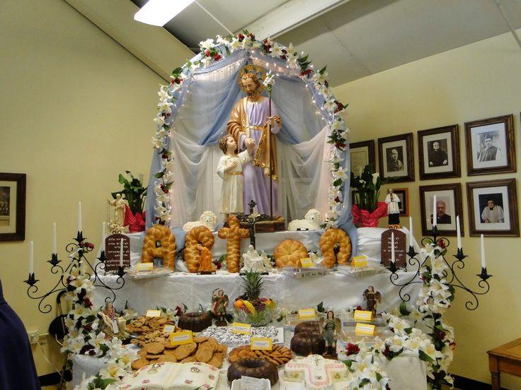 St. Joseph Altar {Getting Started} ~ Catholic Inspired