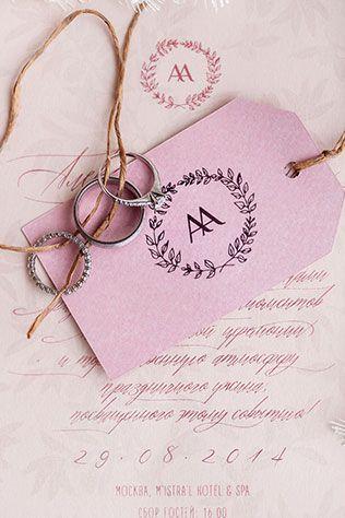 Свадьба Александра и Александры в итальянском стиле, обручальные кольца
