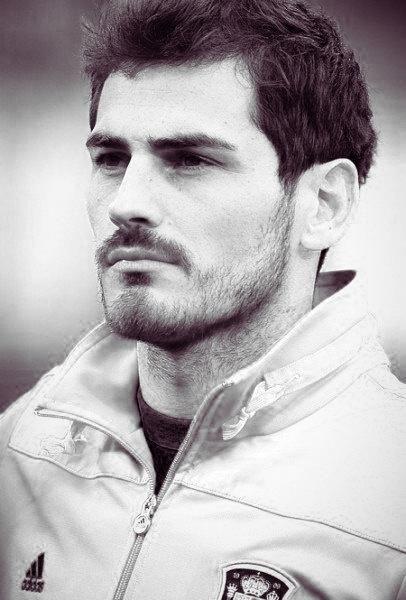 Iker Casillas - soccer