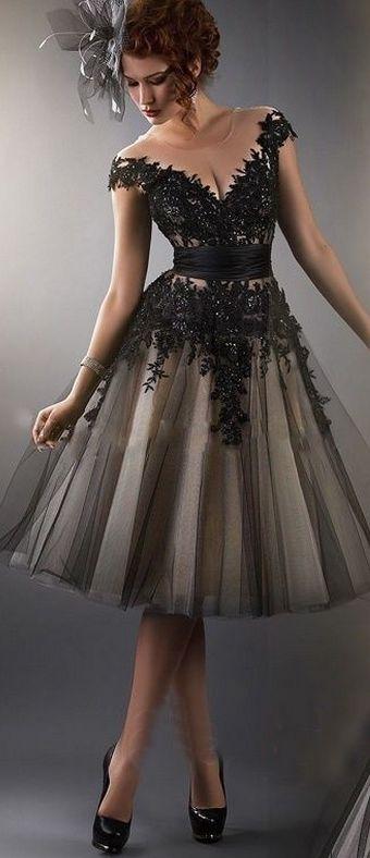 Best 25+ Vintage cocktail dress ideas on Pinterest | Black ...