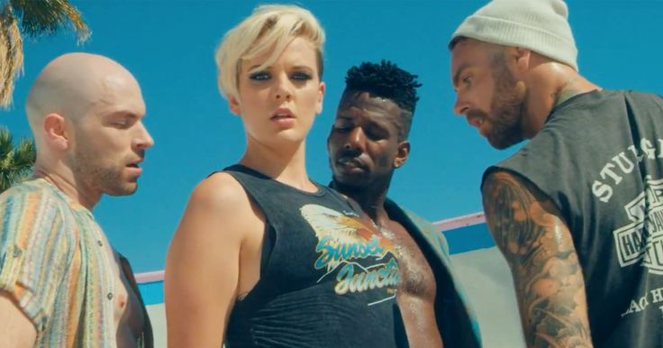 Betty Who Turns the Bedroom Into a Dancefloor for Steamy 'Human Touch' Video http://ew.com/music/2017/07/18/betty-who-human-touch-video-premiere/?utm_campaign=crowdfire&utm_content=crowdfire&utm_medium=social&utm_source=pinterest