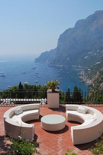 relax a Capri, italy