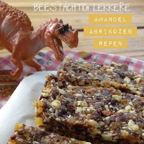 Amandel abrikozen repen http://wateetjedanwel.nl/amandel-abrikozen-repen/