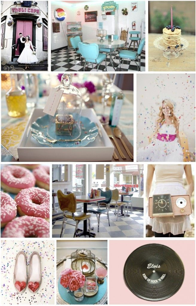 50 39 s wedding inspiration or a 50s house warming party for How to organize a housewarming party