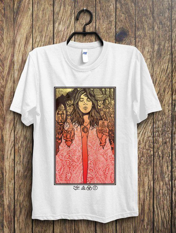Led Zeppelin Rock classique hommes T-Shirt par SynchronizedMinds