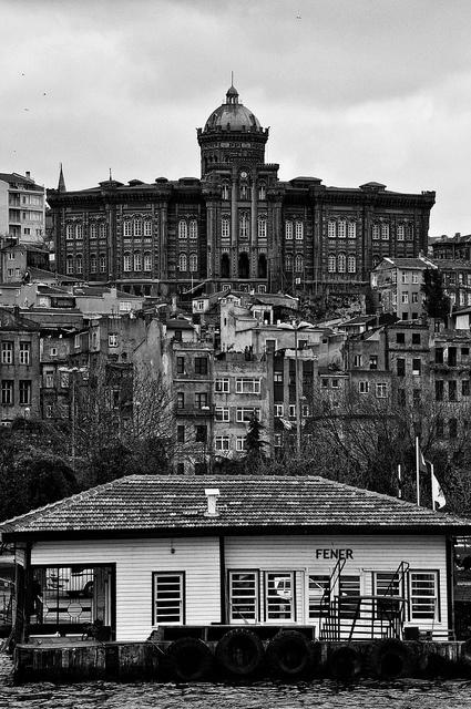 Fener, Istanbul by ReqfordrM, via Flickr  #bw #siyahbeyaz #photography #istanbul # turkey www.armadaistanbul.com www.armadaistanbulculture.com