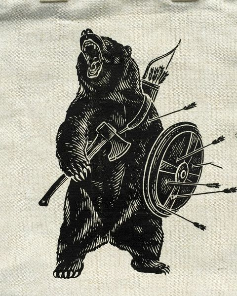 battle bear olan rogers - Google Search