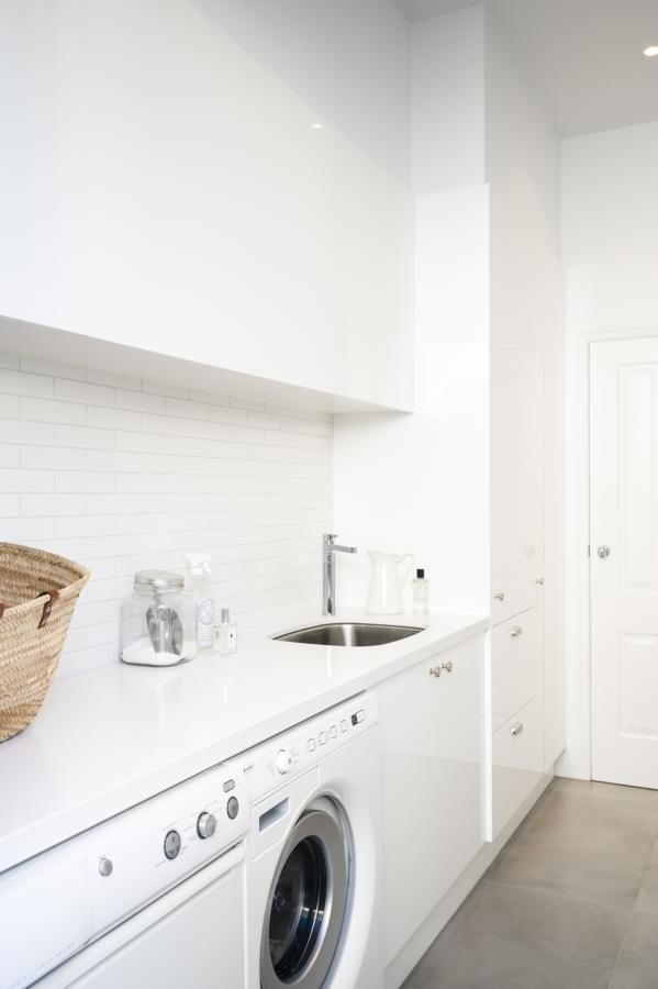Laundry Room Designs Melbourne, Laundry Room Ideas, Rosemount Kitchens