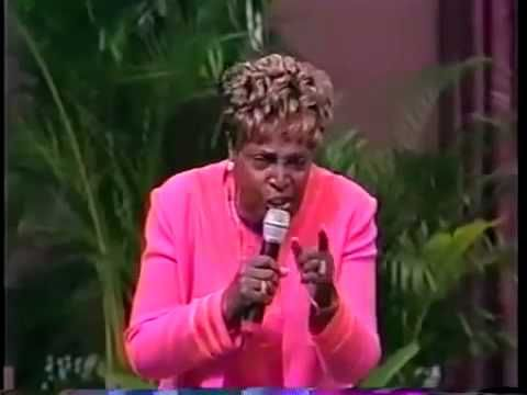 Bishop Ernestine Reems Sister You Cant Quit
