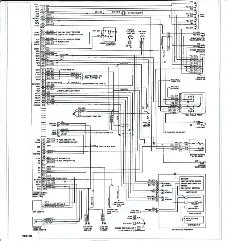 Epic 95 Honda Civic Wiring Diagram 84 About Remodel Mig