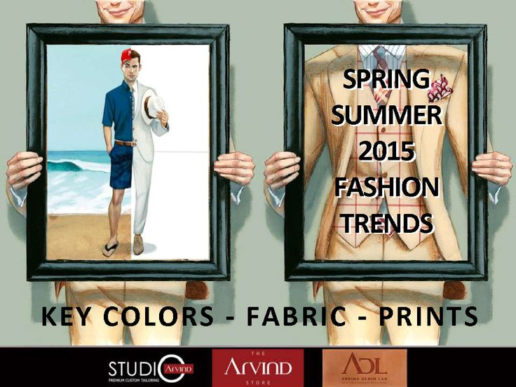 COLOR - FABRIC - PRINT TREND: SPRING SUMMER 2015