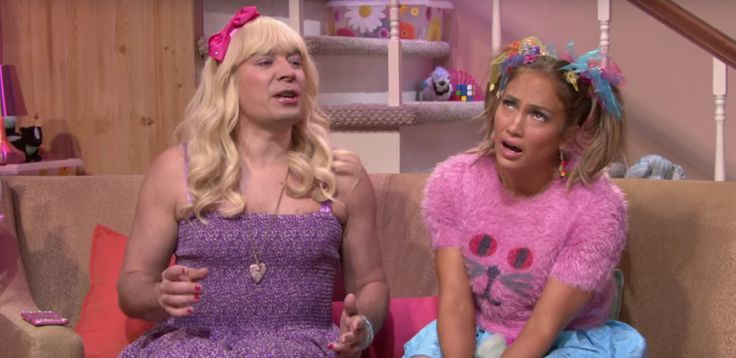 Jennifer Lopez Shows Off Her Twerking Skills In New 'Ew!' Sketch With Jimmy Fallon