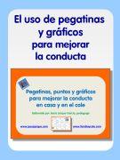 Pegatinas y graficos para mejorar conducta