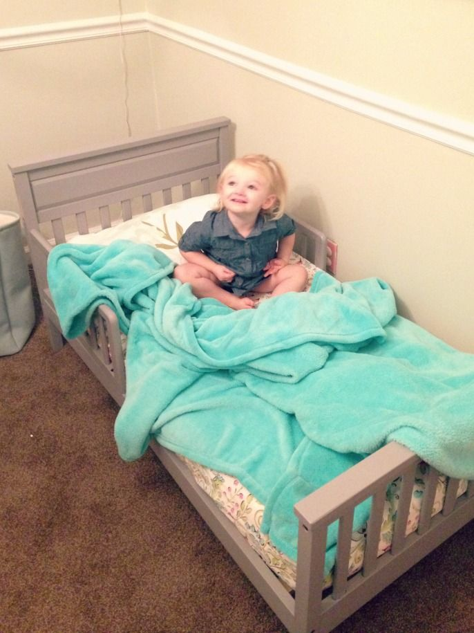 Totally Easy Toddler Bed Transition Do's and Dont's