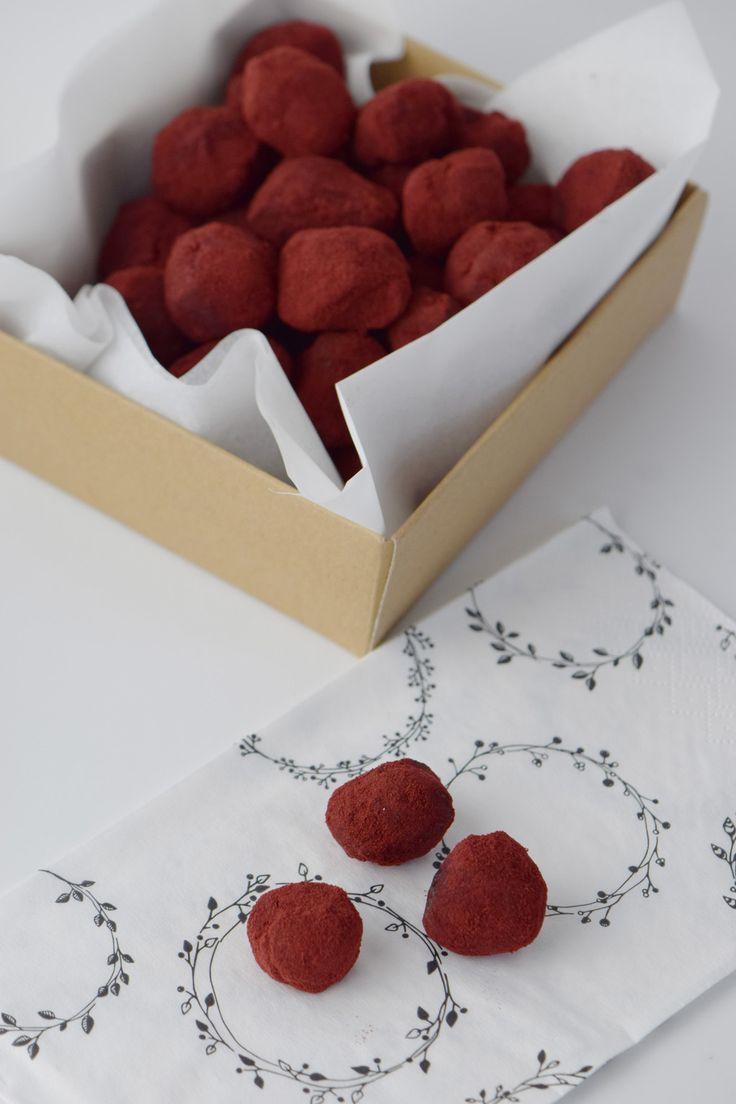 Τρούφες του Αγίου Βαλεντίνου και μία έκπληξη από το C2 - Craft Cook Love