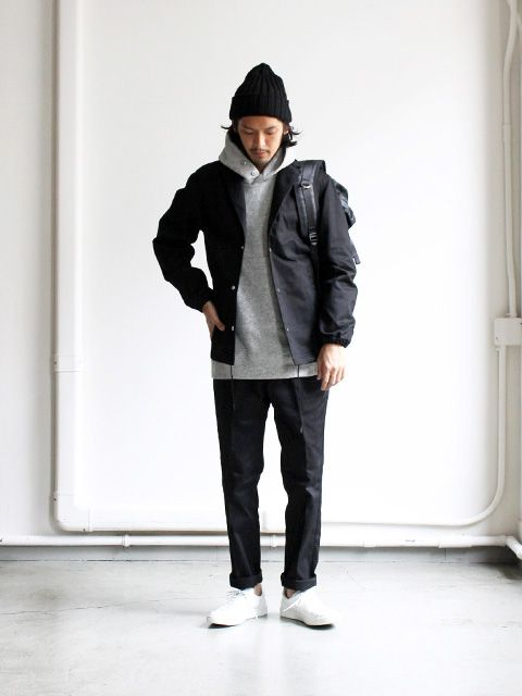 Ordinary fits Tailor Coarch Jacket