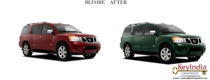 Automobile Retouching by KeyIndia Graphics