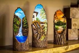 artesania en madera - Buscar con Google