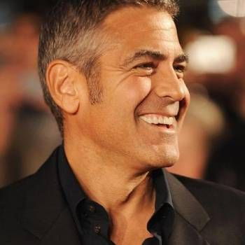 Best #Celebrity #Smiles (Men) - George Clooney
