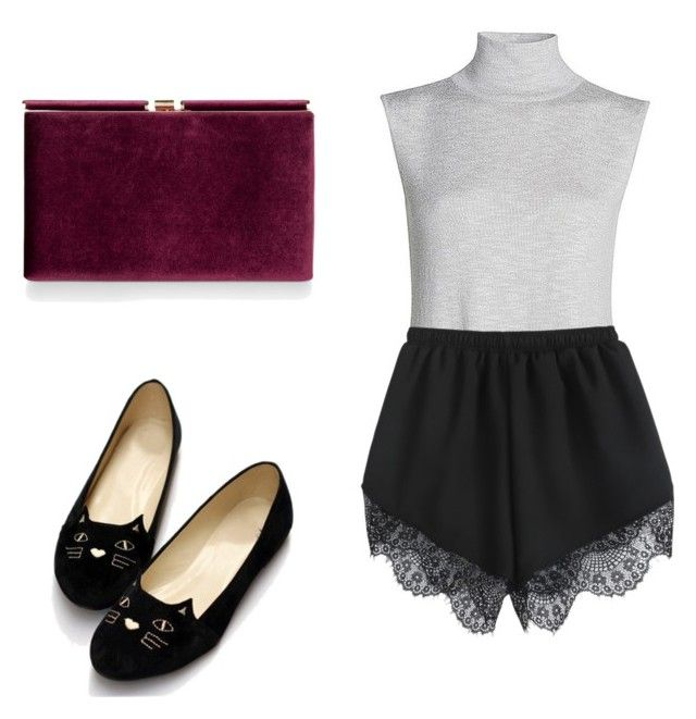 """""""Brunch date!"""" by madiyah-x on Polyvore featuring NIC+ZOE and Monsoon"""