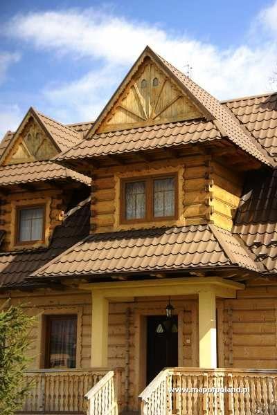 Malownicza wieś podhalańska - Chochołów