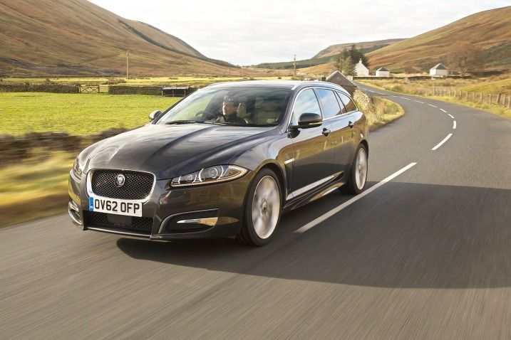 2013 Jaguar XF Sportbrake: What a Luxury Crossover Should Be