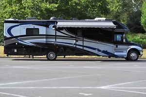 2009, Gulf Stream Super Nova Grand Hotel The Grand Hotel sleeps 10 people with a very roomy layout. The open floor plan from the super slide that opens up the whole side of the coach give plenty of room while still having a private area - See more at: http://www.rvregistry.com/used-rv/1004560.htm#sthash.GnL05V3q.dpuf