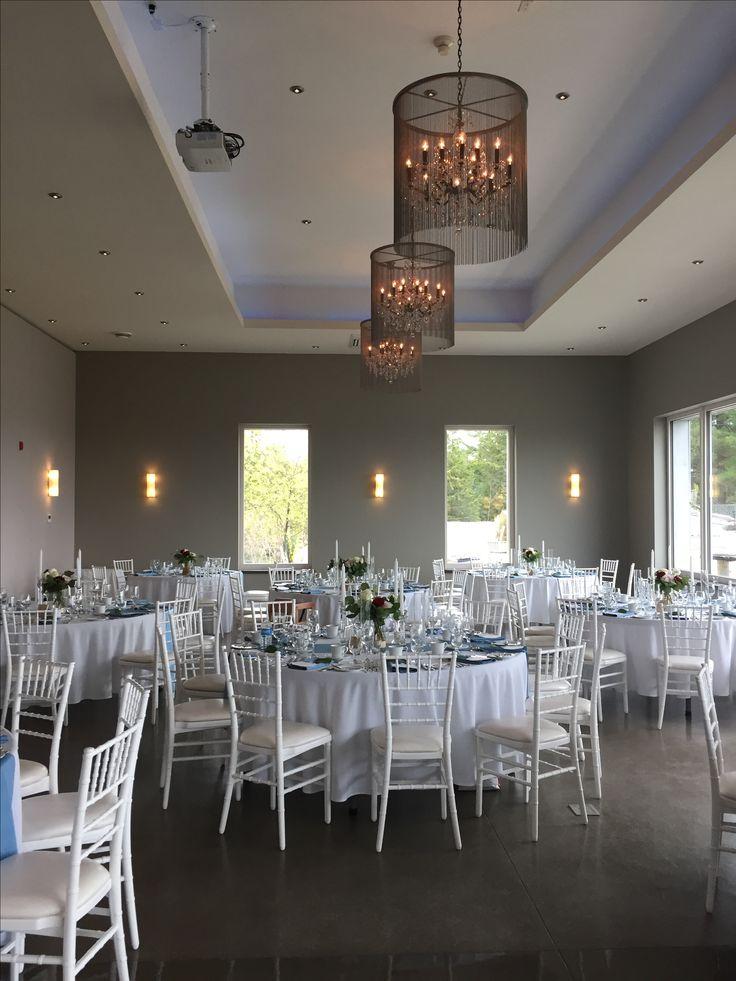 The decorated space   #weddingvenue #lebelvedere #wakefield #hilltop