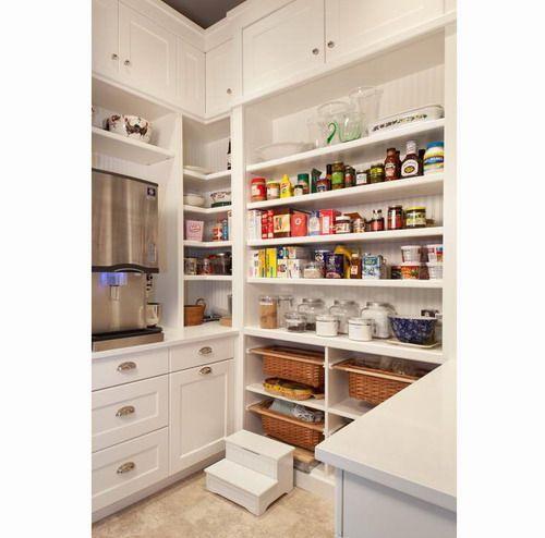 Cool Kitchen Pantry Design Ideas | Kitchen Installation