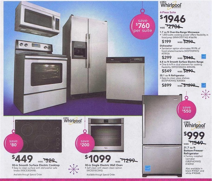 lowes black friday flyer page 17 our fridge on sale