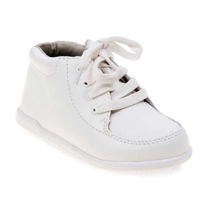 Smart Step Baby / Toddler Walking Shoes, Kids Unisex, Size: 3.5 T, White