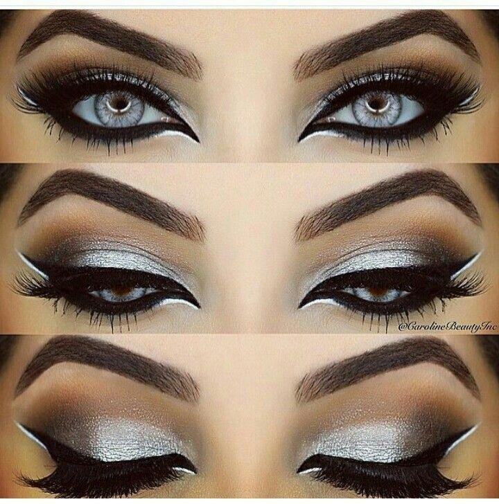 Amei esse make up