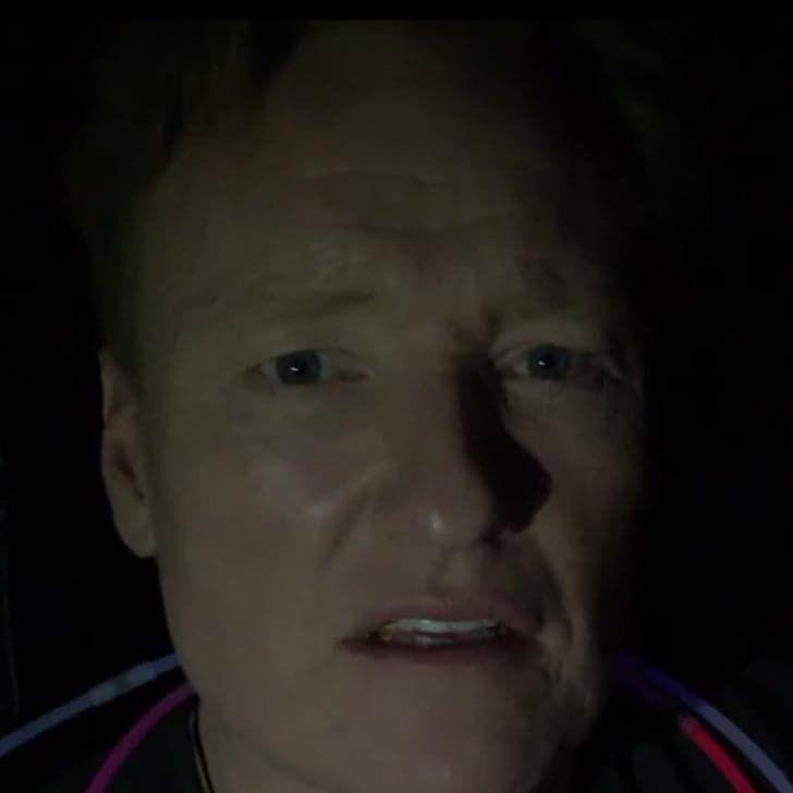 Conan O'Brien Crashed a Magic Mike XXL Girls' Night Out, Hilarity Ensued