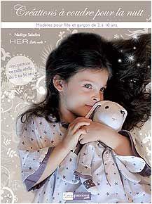 HER Little world, Création à coudre pour la nuit, Nadège Saladini