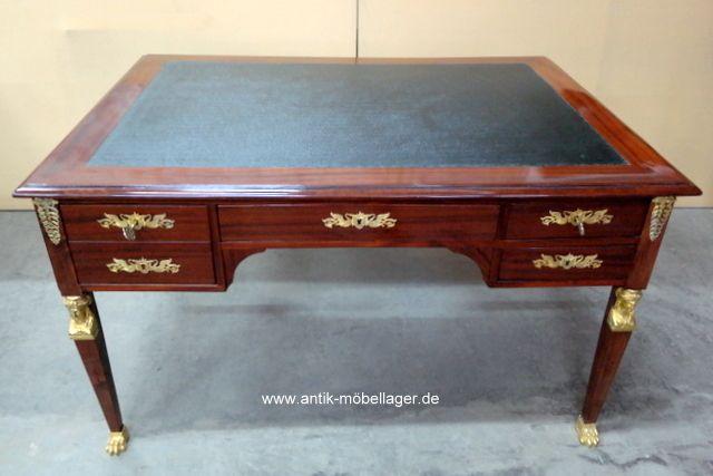 Beautiful Antik M bellager Louis Seize Schreibtisch Tisch P rchenschreibtisch Antik restauriert M bel Berlin