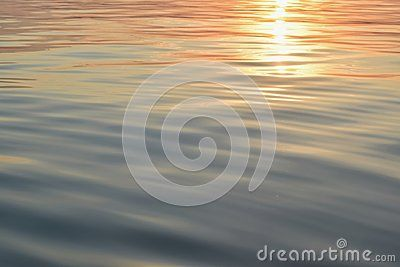 Photo of the light on the water.