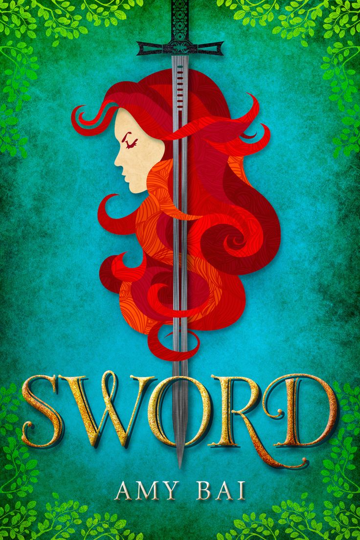 Sword By Amy Bai, Art By Jenny Zemanek