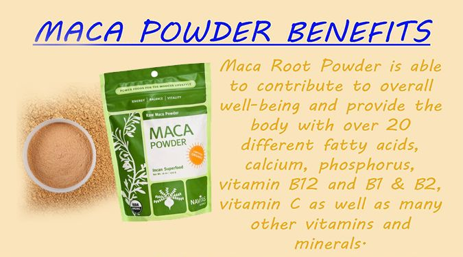 #Maca alleviates cramps, body pain, hot flashes, anxiety, #moodswings, and #depression.