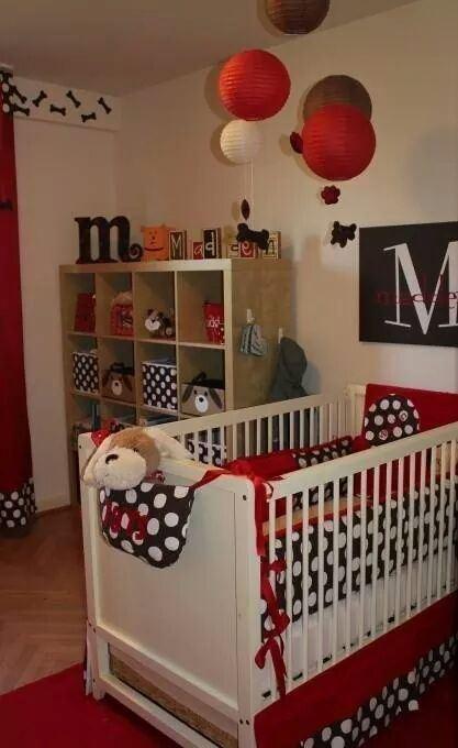 17 mejores im genes sobre cuarto del bebe en pinterest - Habitaciones infantiles disney ...