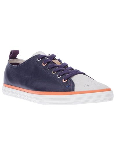 Paul Smith Lace Up Trainer