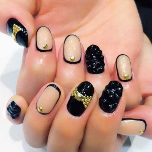 Best 25 nail designs tumblr ideas on pinterest tumblr nail art 33 cute acrylic nail designs tumblr prinsesfo Image collections